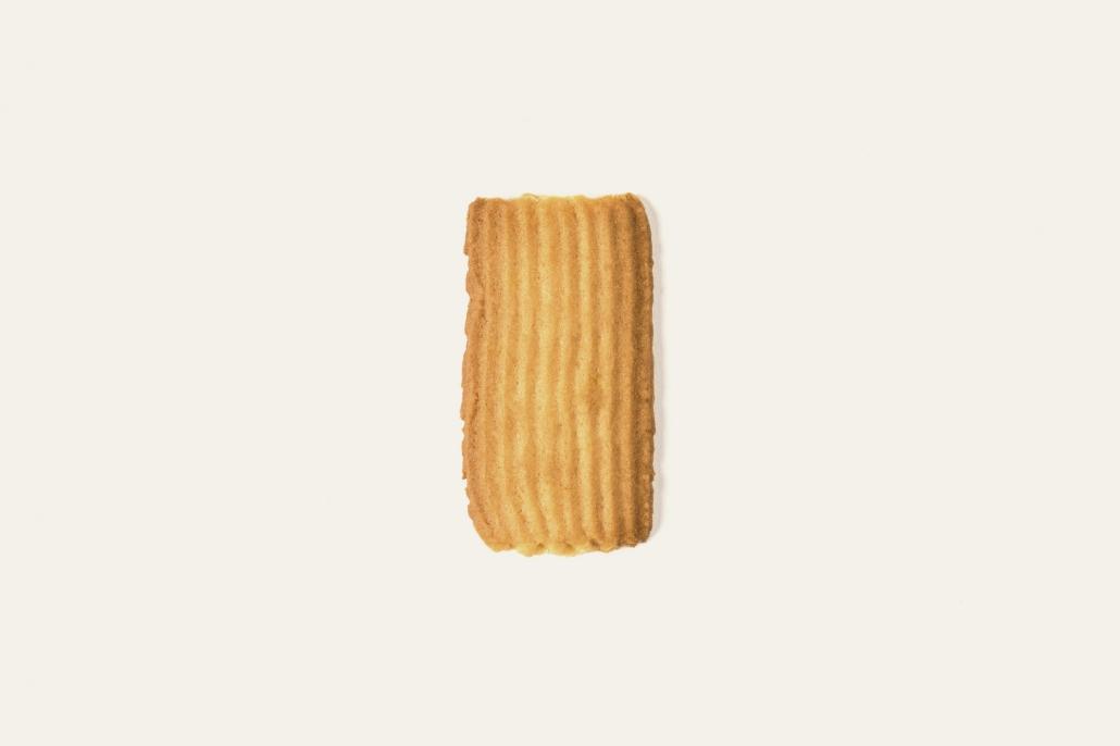 """Il nostro """"biscotto novellino""""."""