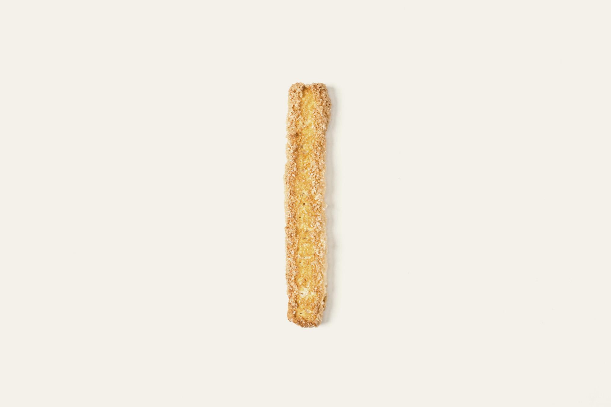 Biscotti rustici, leggeri e friabili, per caffè o tè.